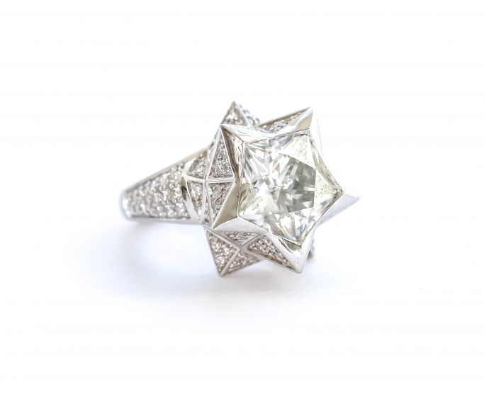 Star's Engagement Ring