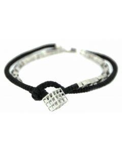 Ortho Blockchain Wrap Bracelet