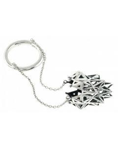 Stella Thimble Silver Ring