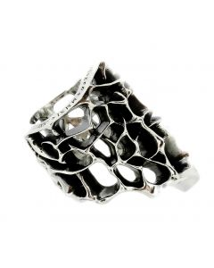 Thorn Silver Ring