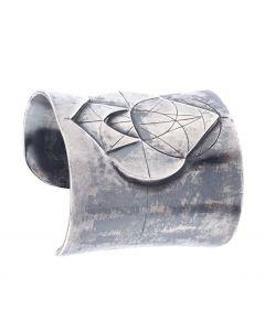Birth Silver Cuff