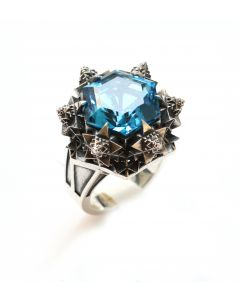 Thoscene Blue Topaz