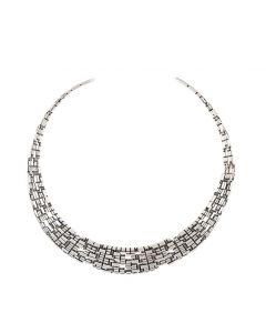 Torus Silver Collar
