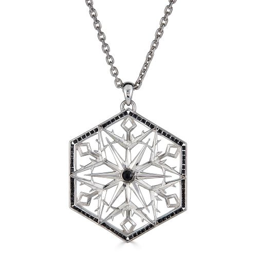 Snow Queen Sapphire Necklace