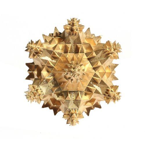 Gold Thoscene Eternal Growth Ring
